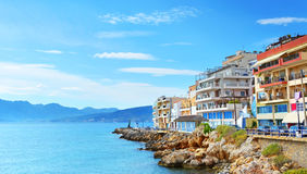 Agios Nikolaos. Crete. Royalty Free Stock Photos