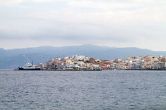 Agios Nikolaos. Crete, Greece Royalty Free Stock Photos
