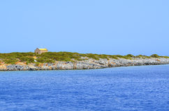 Agios nikolaos crete Stock Images