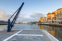 Agios Nikolaos. Royalty Free Stock Image