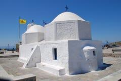 Agios Nikolaos, isla de Aegina Fotos de archivo libres de regalías