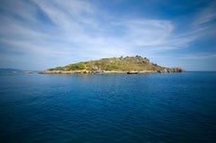 Agios Nikolaos Island Royalty Free Stock Photography