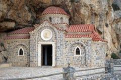 Agios Nikolaos kościół Obrazy Royalty Free