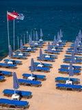 Agios Nikolaos kurort nadmorski w Crete, Grecja Zdjęcie Royalty Free