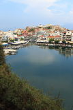 Agios Nikolaos Royalty Free Stock Image
