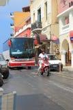 Agios Nikolaos Stock Images
