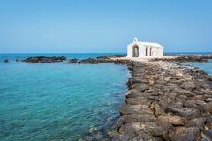 Agios Nikolaos Saint Nicholas church, Giorgoupoli in Crete Greece. Agios Nikolaos Saint Nicholas church, Giorgoupoli in Crete, Greece Stock Image