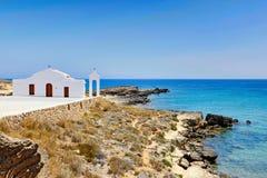 Agios Nikolaos w Zakynthos, Grecja Obrazy Royalty Free
