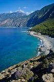 Agios Pavlos beach Stock Image