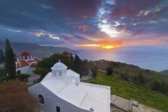 Agios Savvas Photo libre de droits