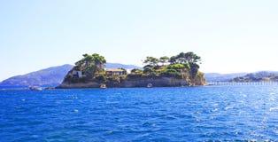 Agios Sostis Royaltyfria Bilder