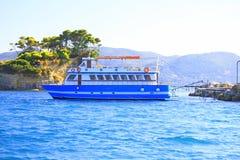 Agios Sostis Fotografia de Stock