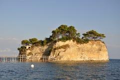 Agios Sostis Island , Greece Royalty Free Stock Photo