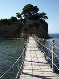 Agios Sostis island Royalty Free Stock Images
