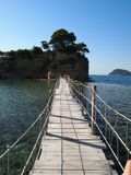 Agios Sostis island Royalty Free Stock Photo