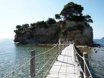 Agios Sostis island Stock Image