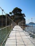 Agios Sostis island Royalty Free Stock Image
