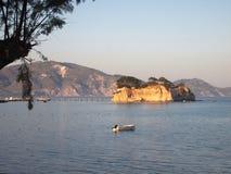 Agios Sostis island Stock Photography