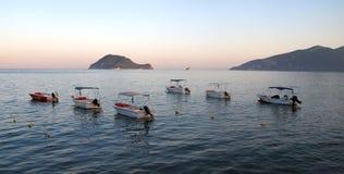 Agios Sostis island Stock Photo