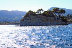 Agios Sostis Royalty Free Stock Photo