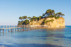 Agios Sostis, Zakynthos Royalty Free Stock Photography