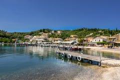 Agios Stefanos Stock Photography