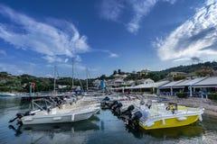 Agios Stefanos Royalty Free Stock Photos