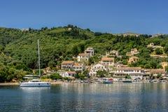 Agios Stefanos Royalty Free Stock Photo