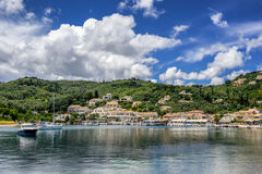 Agios Stefanos Royalty Free Stock Images