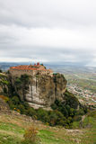 Agios Stephanos Monastery at Meteora Monasteries, Greece Royalty Free Stock Photography