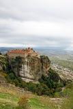 Agios Stephanos Monastery at Meteora Monasteries, Greece Royalty Free Stock Photography