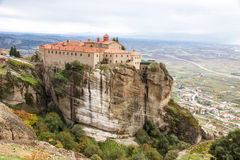 Agios Stephanos Monastery at Meteora Monasteries, Trikala region Stock Photography