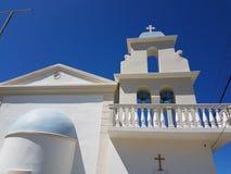 Agios Stephanous de Corfou images libres de droits