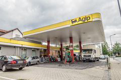 Agip Royalty Free Stock Photo