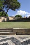 Agira Candians Friedhof Stockbilder