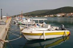 Agistri wyspa, Grecja Zdjęcia Royalty Free