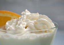 Agitação de leite Foto de Stock