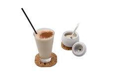 Agitação de leite Foto de Stock Royalty Free