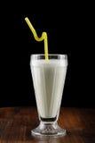 Agitação de leite & x28; cocktail& x29; Imagens de Stock Royalty Free