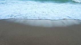 Agitated волны в море сток-видео