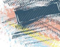 Agitazione della bandiera Fotografie Stock Libere da Diritti