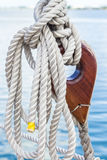 Żaglówka Deadeye 1 Obrazy Stock