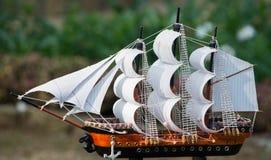 żagla statek Obraz Royalty Free