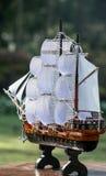 żagla statek Fotografia Royalty Free