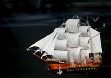 żagla statek Fotografia Stock
