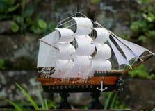 żagla statek Zdjęcie Royalty Free