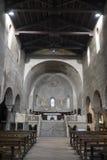 Agliate Brianza Italy: historic church Royalty Free Stock Photography