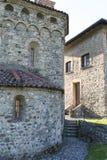 Agliate - Church of San Pietro Stock Images