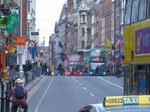 Aglomeratie urbana Dublin Royaltyfria Foton