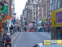 Aglomeratie Urbana Dublino Fotografie Stock Libere da Diritti